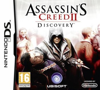 Assassins Creed II Discovery Caratula
