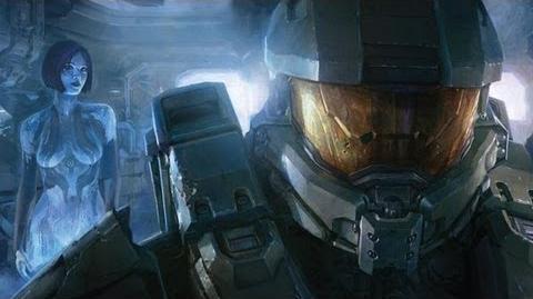 NEW HALO 4 TRAILER HD E3 2012