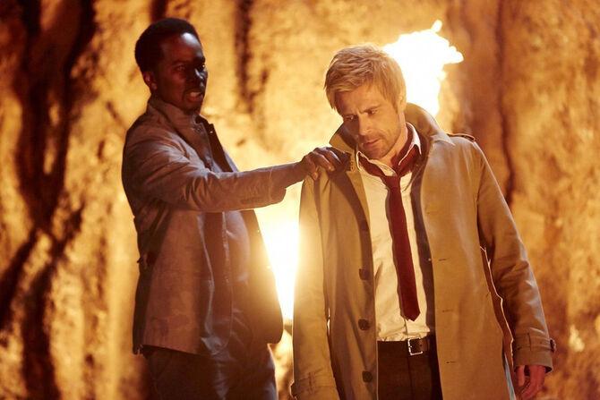 Constantine 1x01 Non Est Asylum Main