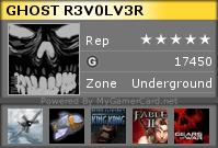 GHOST R3V0LV3R