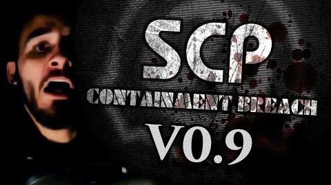 """SCP Containment Breach v0.9 Revisited - Episode 1 """"Hello, 173"""" - Gameplay & Commentary"""