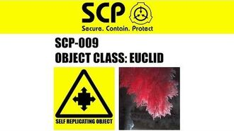 SCP-009 Demonstration SCP - Containment Breach Project Resurrection (v0.4.0a)-0