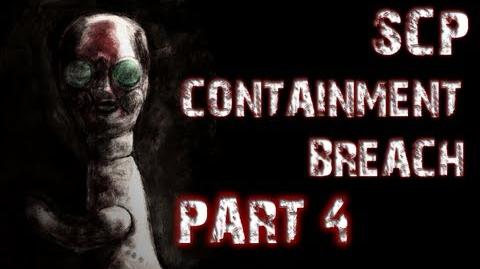 SCP Containment Breach Part 4 LOST AND CONFUSED