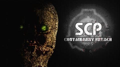 SCP – Containment Breach Gmod Animation