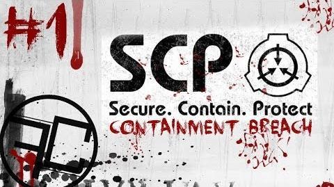 SCP Containment Breach - Ep 01 - Confusion or illusion?
