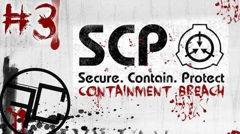 SCP Containment Breach - Ep 03 - Jump Scares and Stress!