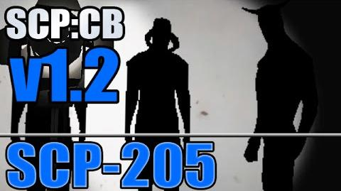 New Update! SCP-205 - SCP Containment Breach v1