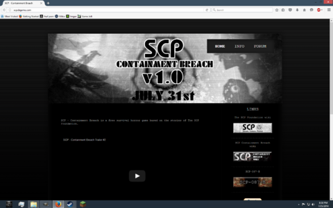 SCP 1.0