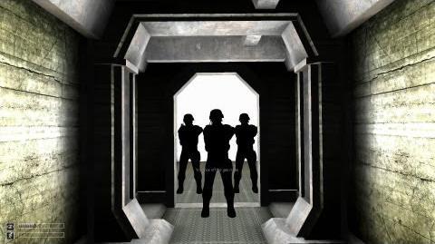 SCP Containment Breach - Gate A Ending