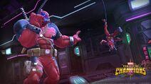 Venompool Super Attack