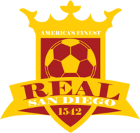 CA Real San Diego Primary Logo