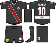 CA Real San Diego Season 1 Home Black