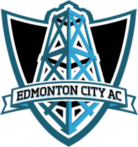 Edmonton City AC Primary Logo