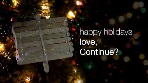 Continue? Holiday Special 2014