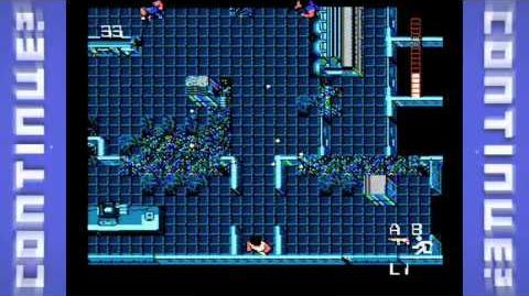 Die Hard (NES) - Continue?