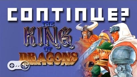 The King Of Dragons (SNES) Part 1 - Continue?