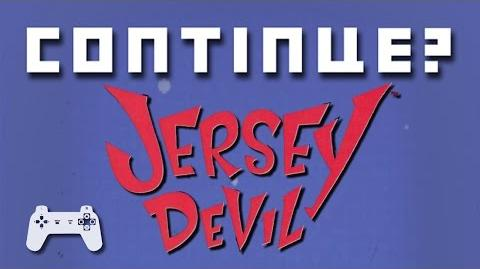 Jersey Devil (PS1) - Continue?