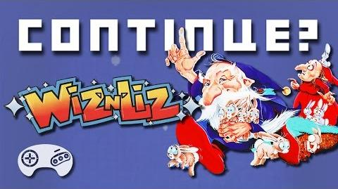 Wiz 'n' Liz (GEN) - Continue?