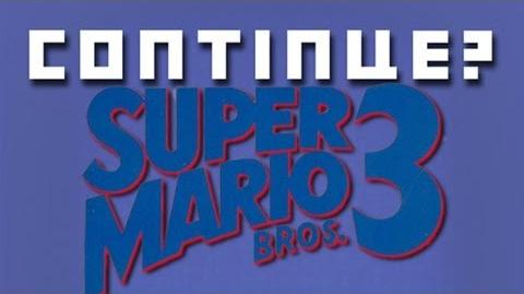 Super Mario Bros. 3 (The Bizarro Episode)