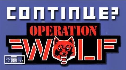 Operation Wolf Continue Wiki Fandom