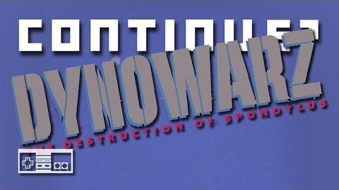 Dynowarz: Destruction of Spondylus