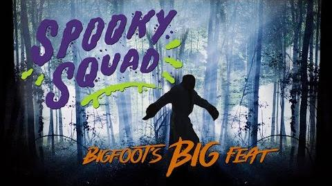 Spooky Squad- Bigfoot's Big Feat - Disney XD by Maker
