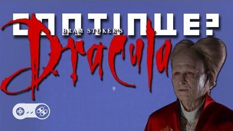 Bram Stoker's Dracula (SNES) - Continue?