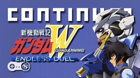 Shin Kidou Senki Gundam Wing: Endless Duel