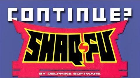 Shaq Fu (SNES) - Continue?