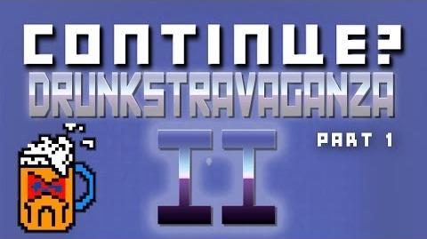 Drunkstravaganza II (Part 1) featuring JonTron, Satchbags, Stamper,& Spazkid