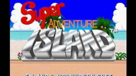 Super Adventure Island (SNES) Music - Stage Theme 03