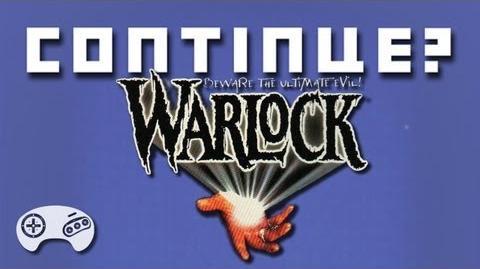 Warlock (GEN) - Continue?