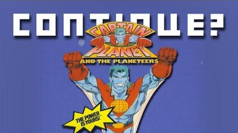 Captain Planet (NES) - Continue?