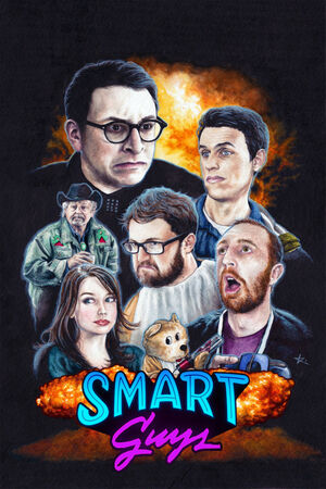 Smart Guys poster by Eugene Kalk