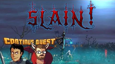 Slain- Back from Hell - Continue SideQuest