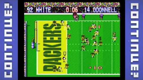 Tecmo Super Bowl (SNES) - Continue?