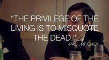 Paul Quote