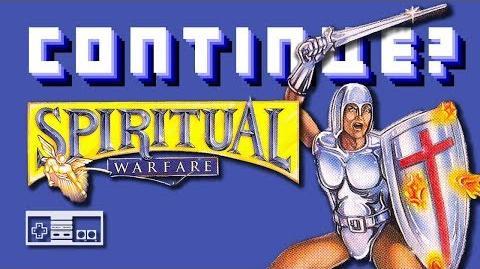 Spiritual Warfare (NES) featuring Sam Sykes - Continue?