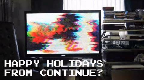 Continue? Holiday Special 2012