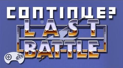 Last Battle (GEN) - Continue?