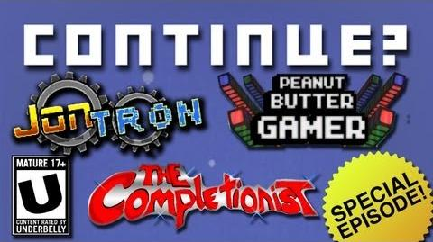 JonTron, PeanutButterGamer, TheCompletionist, & Underbelly!