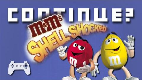 M&M's Shell Shocked (PS1) - Continue?