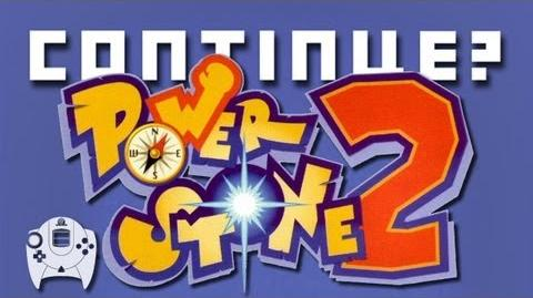 Power Stone 2 (DC) - Continue?