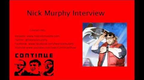 Nick Murphy New Media Interview