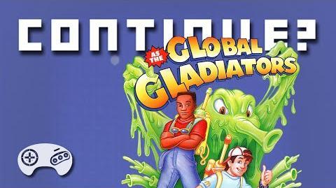 McDonald's Global Gladiators (GEN) - Continue?