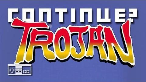 Trojan (Nintendo NES) - Continue?