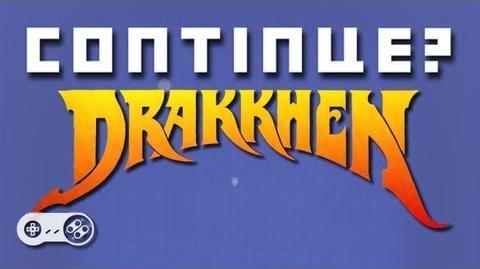Drakkhen (SNES) - Continue?