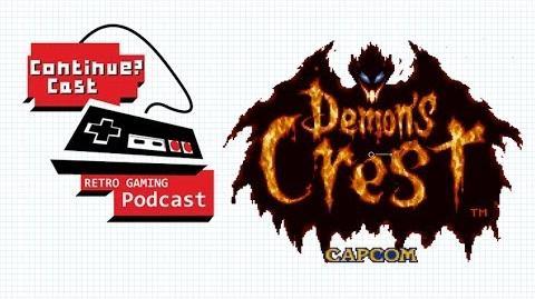 ContinueCast -43 Demon's Crest