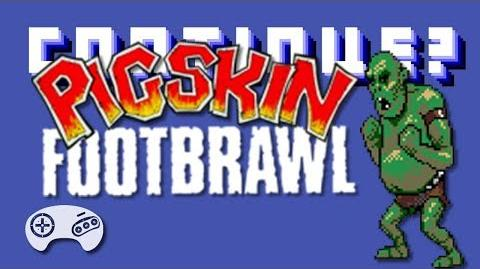 Pigskin Footbrawl