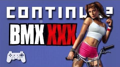BMX XXX (PS2) - Continue?